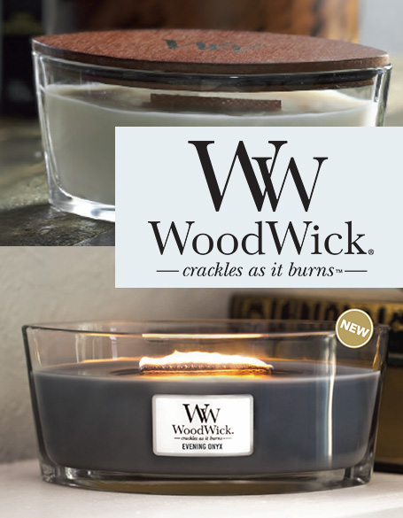 Ellipse Candles by WoodWick