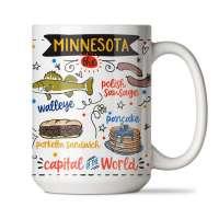 Minnesota Foods Mug