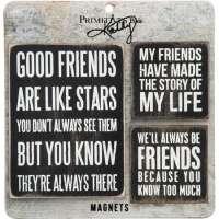 Friends Magnet Set