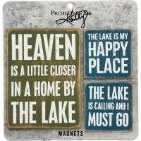 Lake Magnet Set