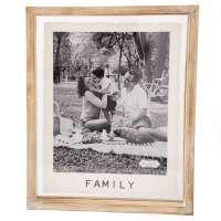 Lg Family Glass Frame
