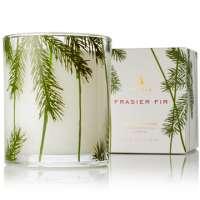 Pine Needle Poured Candle
