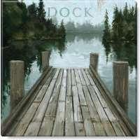 Dock Print - 9 x 9 in.