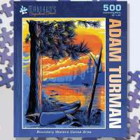 Boundary Waters Canoe Area Signature Series Puzzle