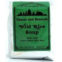 Creamy Broccoli Wild Rice Soup Mix