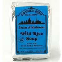 Cream of Mushroom Wild Rice Soup Mix