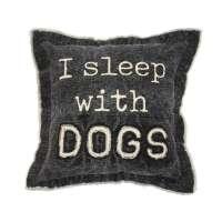 Sleep Sq Canvas Dog Pillow