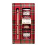 Tartan Diffuser/Candle Gift Se