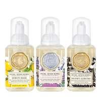 Mini Foaming Set-Lavender/Lemon/Honey Almond