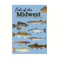 Fish of Midwest Playing Cards