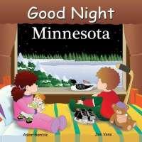 Good Night Minnesota Book by Skandisk
