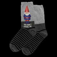 Women's You Don't Gnome Me Socks