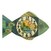 Lake Time Fish Clock