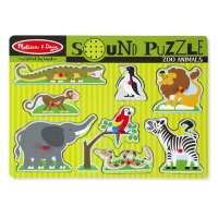 Zoo Animal Sounds Puzzle by Melissa & Doug