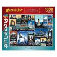 Minnesota Landmarks Surprise Puzzle