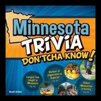 Minnesota Trivia Don'tcha Know! Book