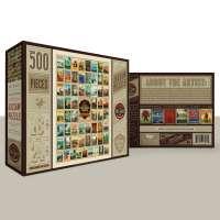 National Parks 500 pc. Puzzle
