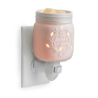 Mason Jar Plug In Wax Melt Warmer