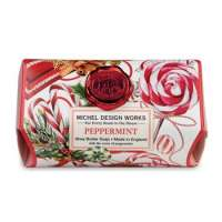 Peppermint Lg Bath Soap Bar