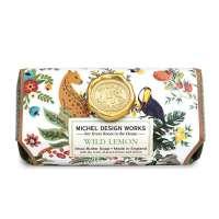 Wild Lemon Lg Bath Soap Bar