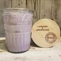 Lavendar Lemongrass Timeless Jar