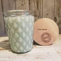 Swan Creek Timeless Thai Pear Medium Jar Candle
