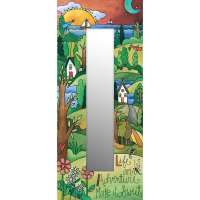 The Right Path Wall Mirror