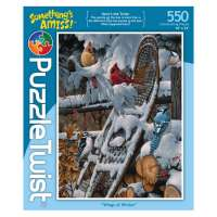 Wings of Winter Surprise Puzzle