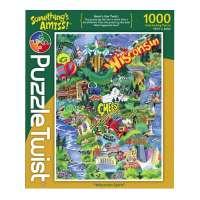 Wisconsin Spirit Surprise Puzzle