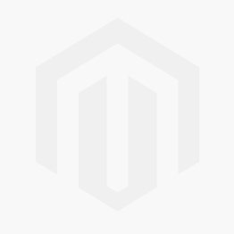 Gingerbread White Square Candle