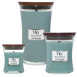 Blue Java Banana Scented Candle