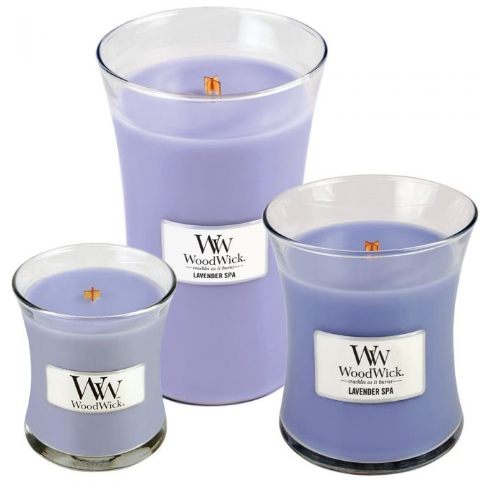WoodWick Candles are a great Valentine's gift idea.