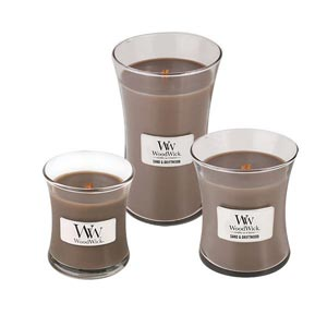 Sand & Driftwood Scented WoodWick Candle