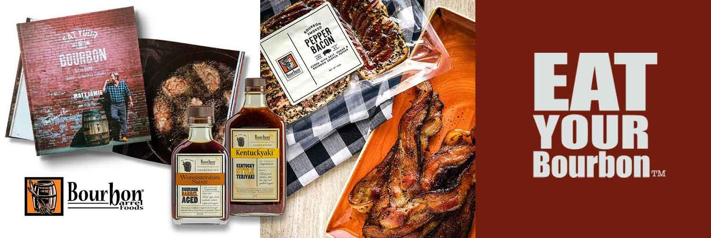 Eat Your Bourbon - Bourbon Barrel Foods