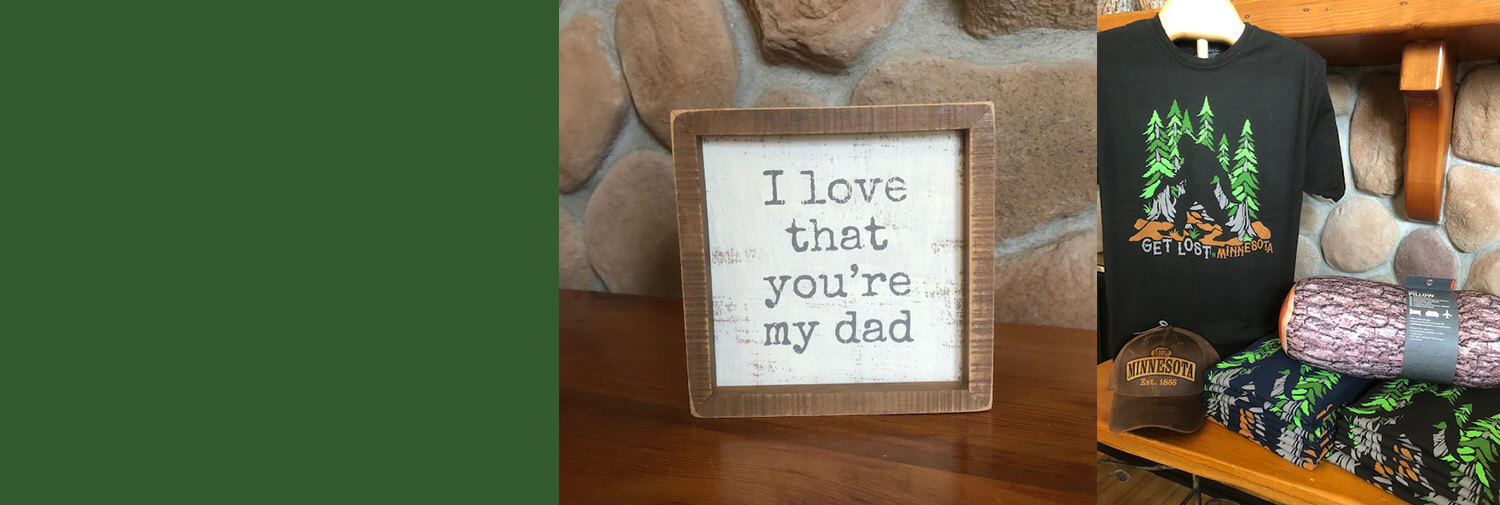 Show Dad your appreciation with a Gift from The Woods for Father's Day