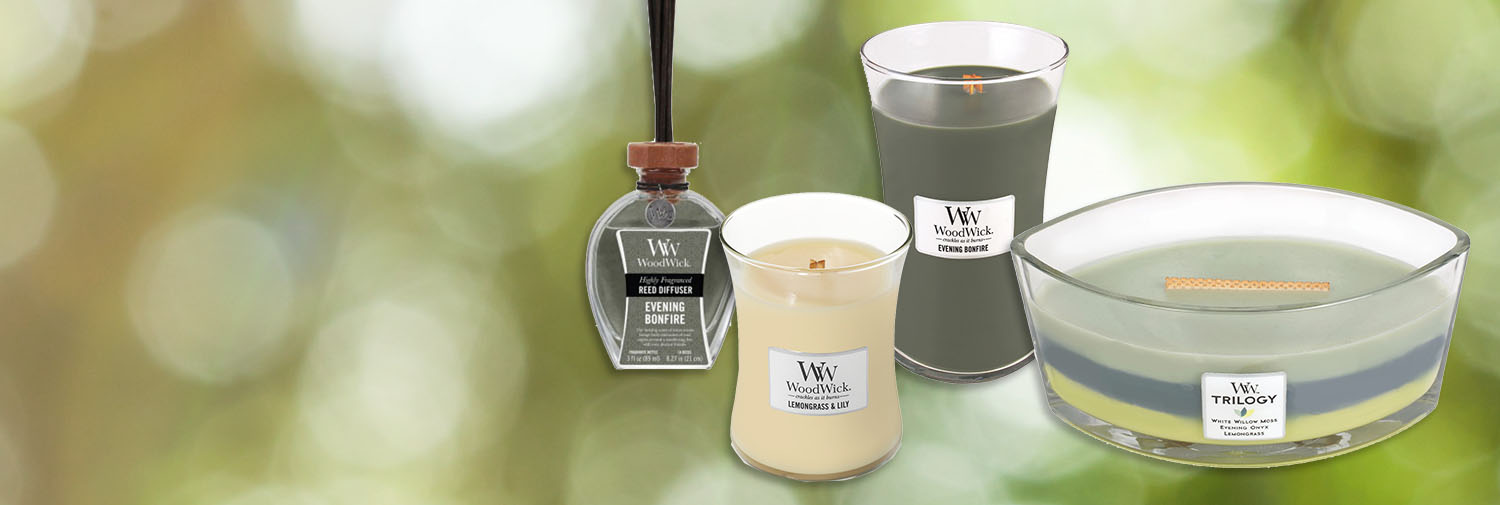 25% Off WoodWick Candles Fragrance of the Month