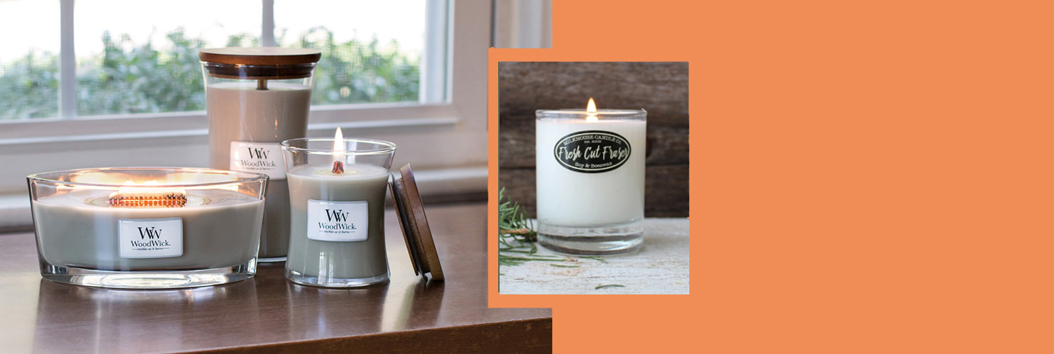Free Milkhouse Buttershot votive candle with $35 Milkhouse Candle purchase