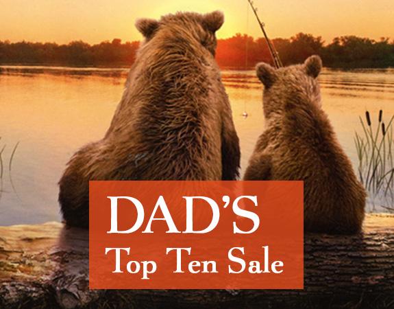 Dad's Top Ten Sale