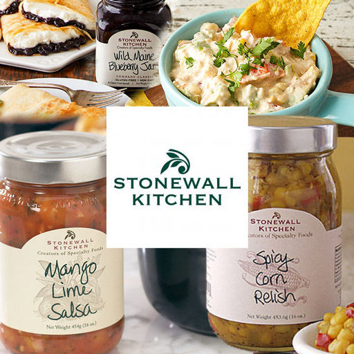 Click here to go to The Woods Gifts, which carries a much wider selection of candles, home goods, gifts, bath & body products, and foods such as a line of Stonewall Kitchen jams.