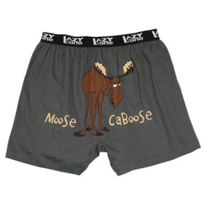 Moose Caboose Boxers